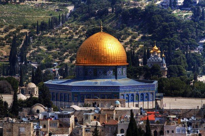 Jerusalem Tour from Amman