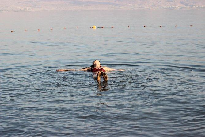 Masada, Ein Gedi, and The Dead Sea from Tel Aviv