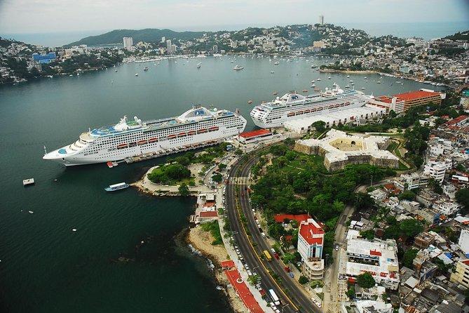 Excursão terrestre por Acapulco: excursão turística de meio dia