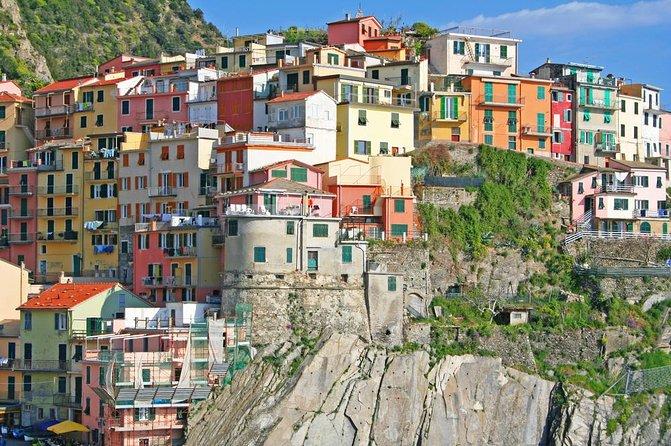 Viagem semiparticular de um dia para Cinque Terre saindo de Florença