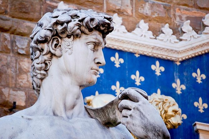 Best of Florence & David by Michelangelo Semi Private Tour