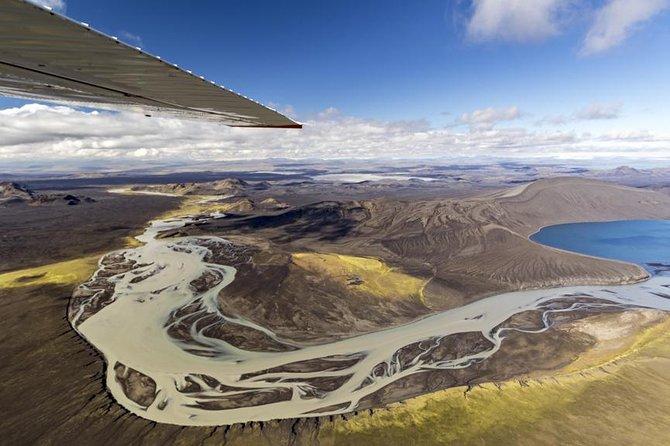 Ultimate Sightseeing Flight from Skaftafell