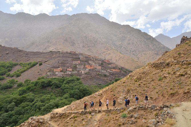 3-Day Atlas Mountains and Berber Villages Trek from Marrakech
