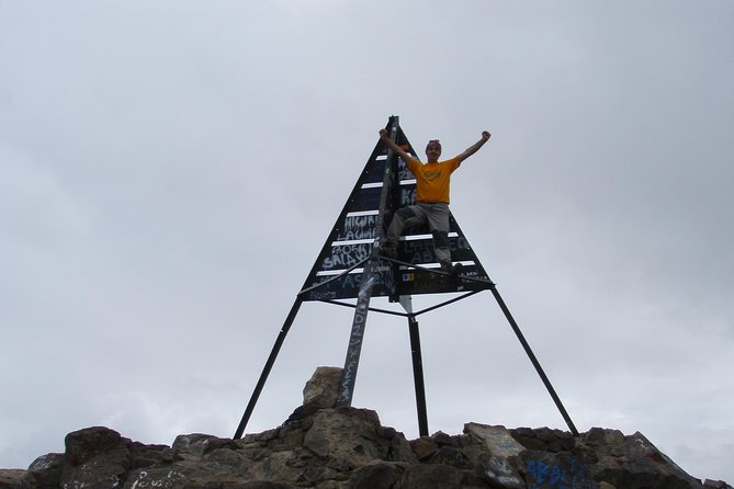 5-Day Berber Villages Toubkal Hike from Marrakech