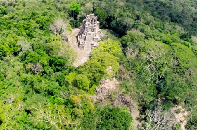 Muyil Arkeologiske Site Private Tour