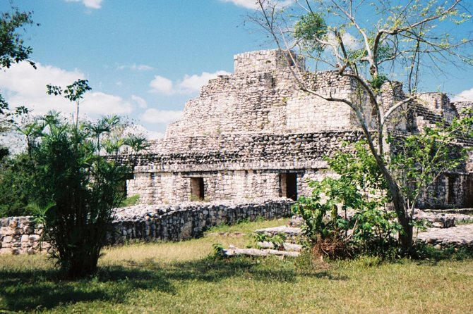 Tour from Riviera Maya or Cancun Ek Balam photo 3