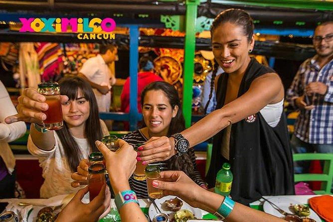 Xoximilco Cultural Cruise Entrance