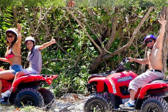 Amazing Adventure Experience in Riviera Maya: ATV'S, ZIPLINING AND MAYAN CENOTE