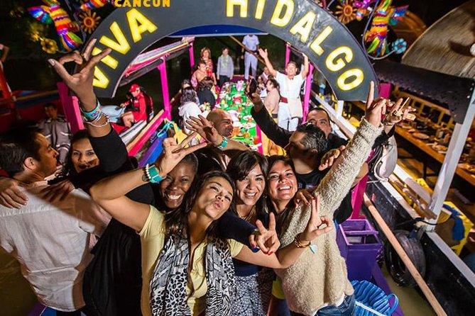 Xoximilco Cultural Cruise