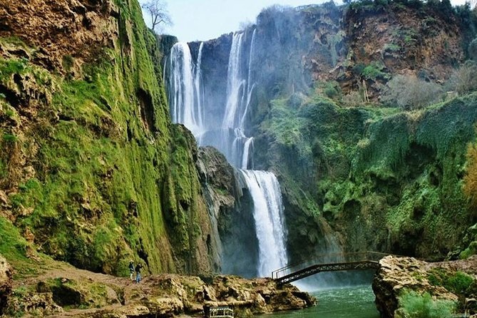 Full-Day Ouzoud Waterfalls Tour from Marrakech