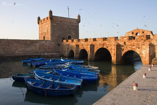 Full-Day Group Tour to Essaouira from Marrakech