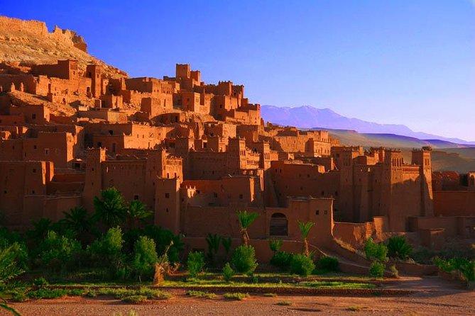 2-Day Sahara Desert from Marrakech including Camel Ride