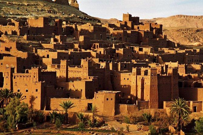 Ouarzazate Day Tour from Marrakech