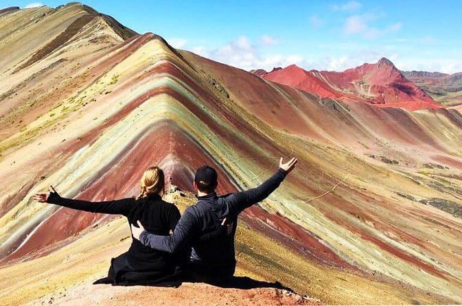 Full Day Tour to The Rainbow Mountain from Cusco by Horse