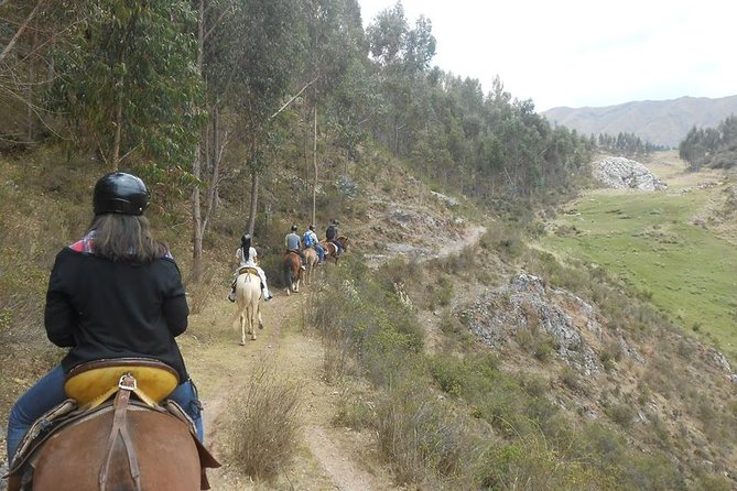 Half Day Horseback Riding Tour to Inca Ruins from Cusco