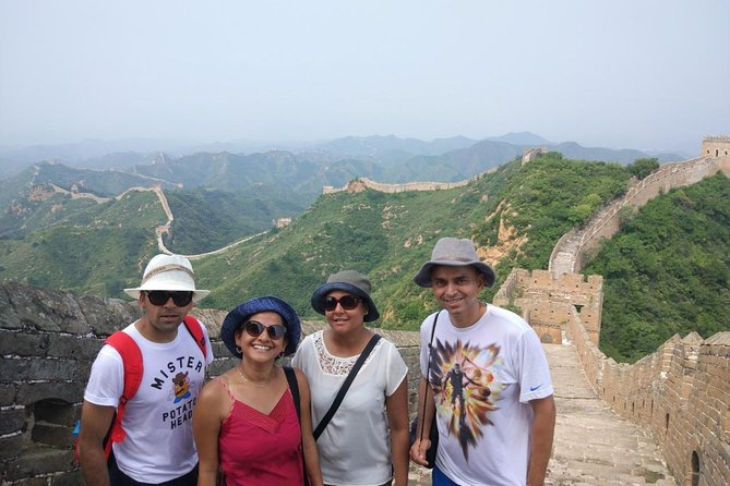 Private All-Inclusive Hiking Tour: Unrestored Great Wall Gubeikou to Jinshanling