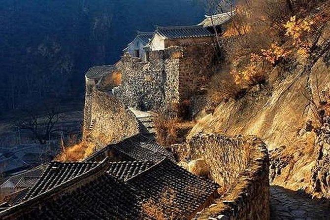 Excursion privée tout compris au village de Cuandixia au départ de Pékin
