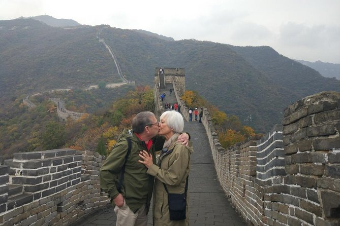 Private All-Inclusive Day Tour: Tiananmen Square, Forbidden City, Mutianyu Great Wall photo 1