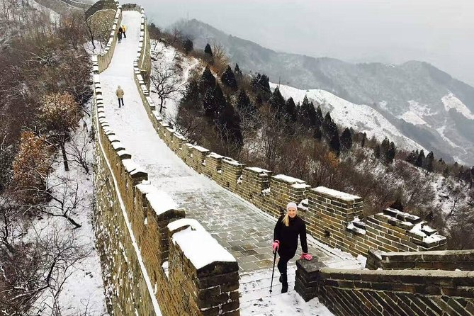 Mini Group Tour to Mutianyu Great Wall with Lunch and Entrance Ticket