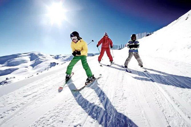 Private Day Trip to Beijing Nanshan Ski Resort and Chunhuiyuan Hot Spring