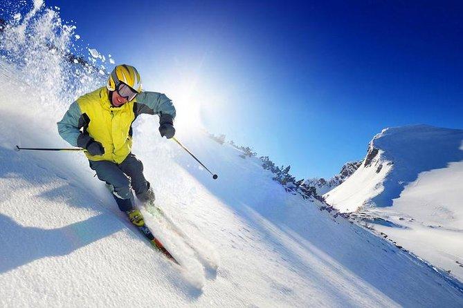 Private Day Trip to Huaibei International Ski Resort and Mutianyu Great Wall