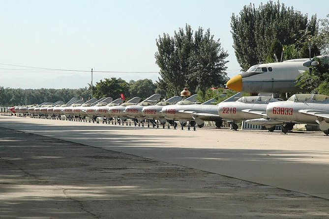 Half Day Private Tour to China Aviation Museum