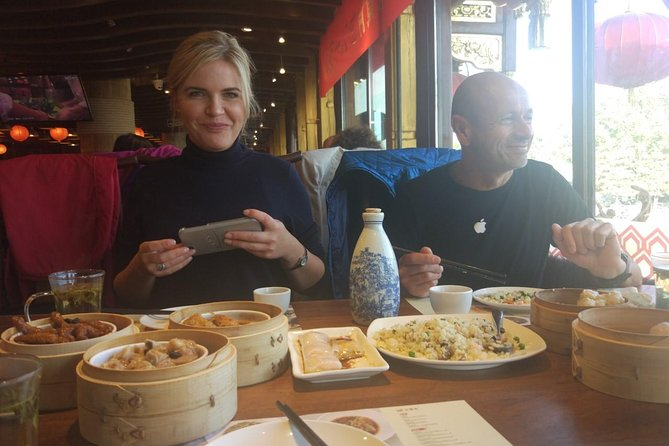 Half Day Wudaoying Hutong Walking Tour including Lama Temple and Dim Sum Meal