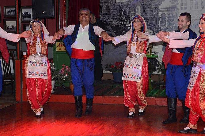 Turkish Night Show & Dinner Cruise