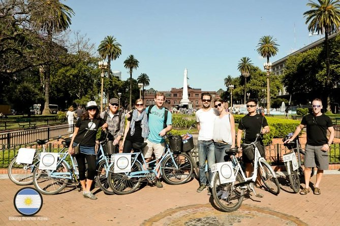 Heart of the City Bike Tour