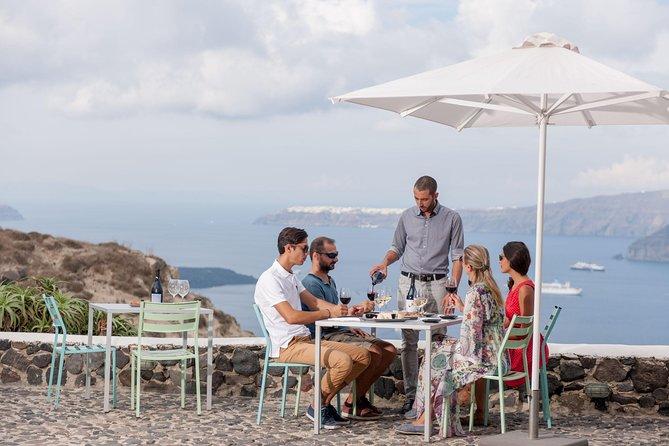 Santorini Wine Roads Tour with Wine Tastings Morning & Sunset