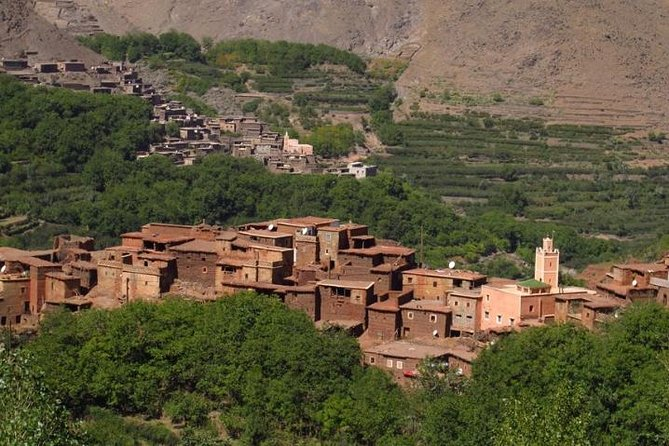 Day trip to atlas Mountains And 3 Valley & Berber Villages with Camel Rid photo 7