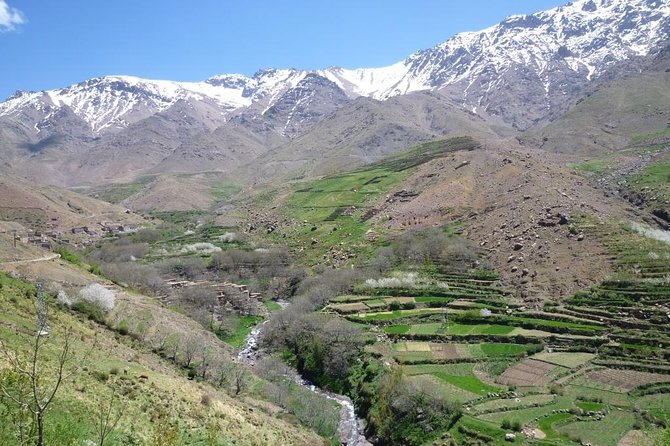 Day trip to atlas Mountains And 3 Valley & Berber Villages with Camel Rid photo 6