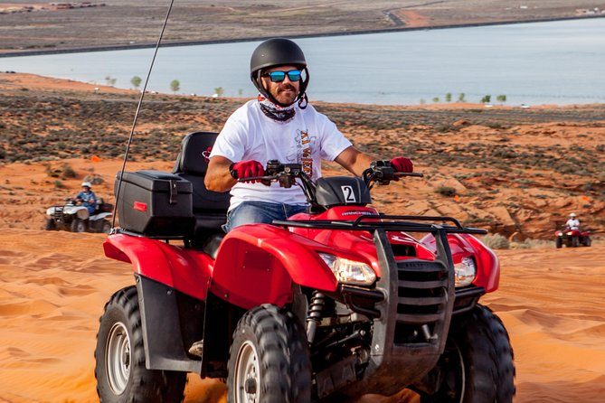 Southern Utah Half-Day ATV Tour