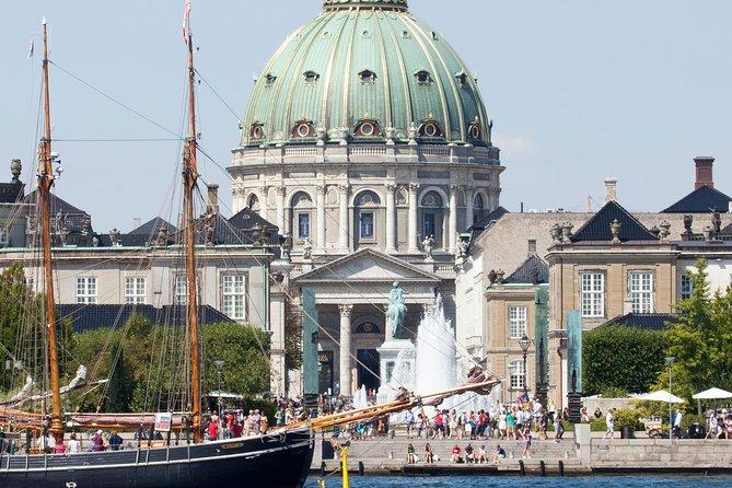 Grande excursão pela cidade de Copenhague