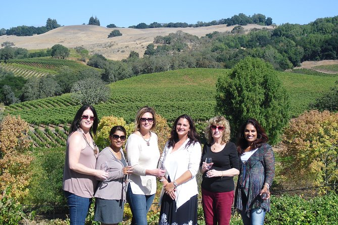See the vineyards on a Sonoma Valley wine tour!