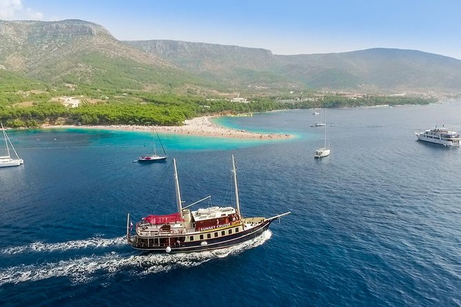 All Inclusive Full Day Cruise to Island Brač - Golden Horn Beach