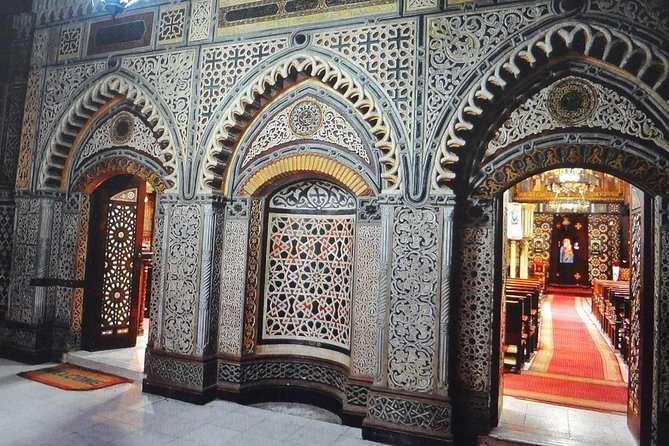 Private Day Tour to the Museum of Antiquities and the Coptic Museum in Cairo