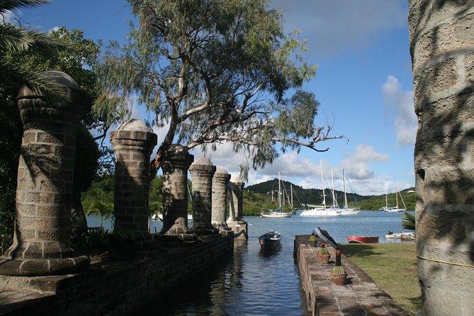 - Antigua Historical Sites Island Tour