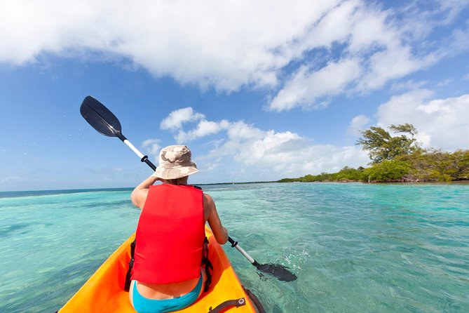 Snorkel e Kayak Adventure em Antigua