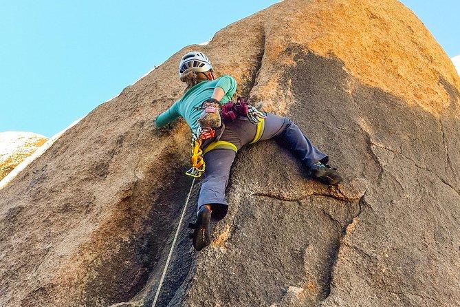 Sport Climbing Class