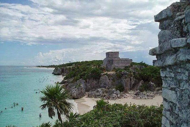 Private Guided Day Trip to Tulum from Riviera Maya or Cancun