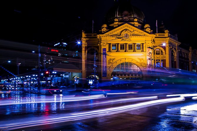 Melbourne Night Photography Tour