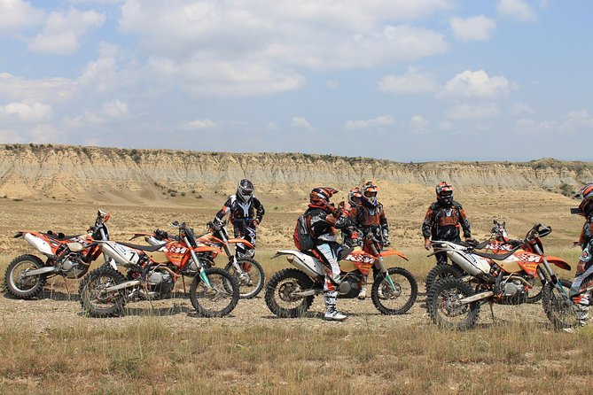 Enduro Tour in Georgia from Tbilisi