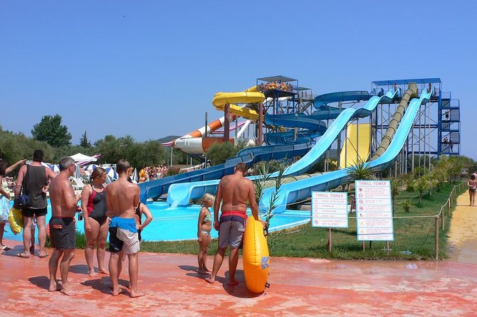 Zante Water Village Admission Ticket in Zakinthos