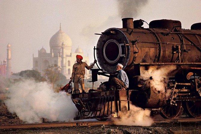 Tudo incluido: Tour por Gatimaan Train Delhi- Agra. (02 bilhetes para a classe executiva)