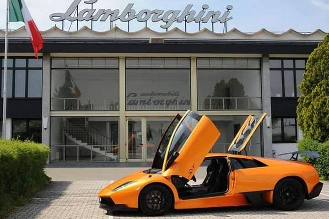 Supercar Motorvalley Tours