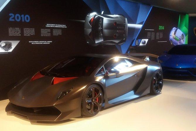 Lamborghini And Ferrari Private Motor Valley Tour From Venice