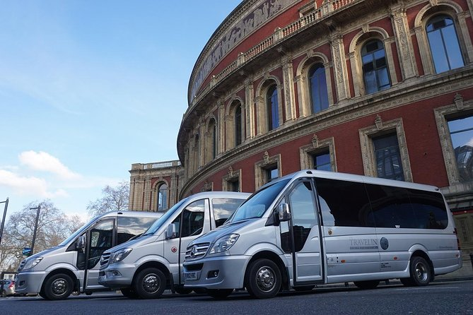 Private Transfer Between London and Paris