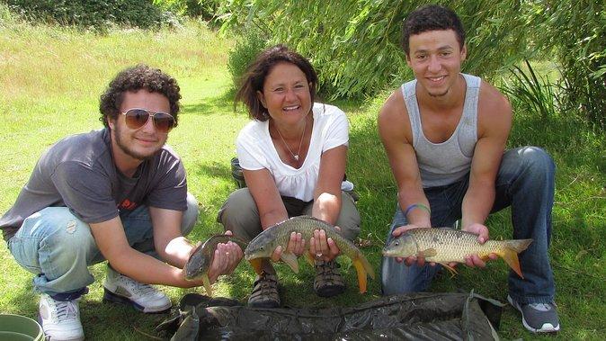 Go Fishing in London