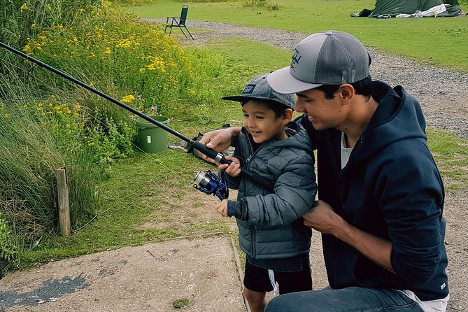 Family Fishing Experience in London